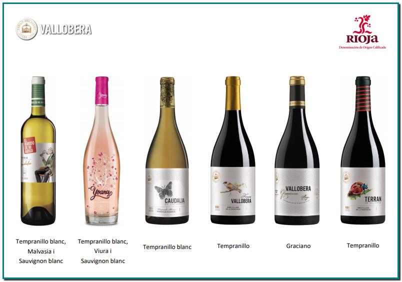 Javier San Pedro Rández, descendiente de viticultores, decide en 1990 crear Bodegas Vallobera junto a Ana Ortega, siendo el primero de la familia San Pedro en embotellar sus vinos. Se trata de una bodega familiar cuyo principal objetivo es alcanzar la calidad en sus vinos